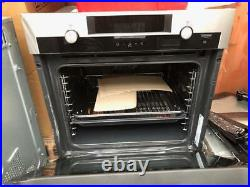 AEG BCS552020M 60cm Electric Built-in Single Oven Stainless Steel