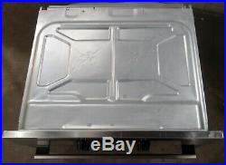 AEG BEB231011M Rated A Stainless Steel Built-in Electric Single Oven