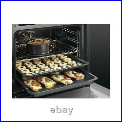 AEG BES255011M 71L Electric SteamBake Single Oven Stainless Steel