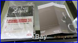 AEG BES351010M Built-In Multifunction Single Oven, Stainless Steel #360