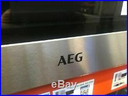 AEG BES355010M Built In Electric Single Oven Stainless Steel #244395