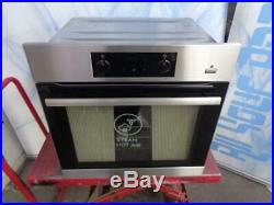 AEG BES355010M Built In Electric Single Oven Steambake Stainless Steel HA3335