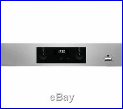 AEG BES356010M Built-in/Integrated Electric Single Fan Oven Stainless Steel