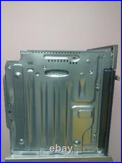 AEG BES356010M SteamBake Built In Multifunction Single Oven #5713