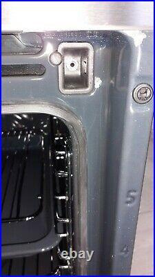 AEG BES356010M SteamBake Built In Multifunction Single Oven Stainless Steel U435