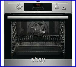 AEG BP500452DM Single Electric Oven Built-in/ Integrated