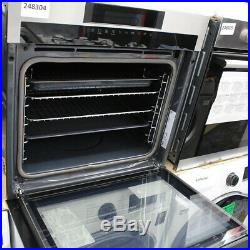 AEG BPE742320M SenseCook Single Built-In Electric Oven A+ Rated