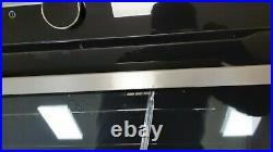 AEG BPE842720M Mastery Built in Electric Single Oven Stainless Steel A116770