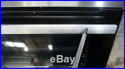 AEG BPK351021M SteamBake Built in Pyrolytic Single Fan Oven in Stainless Steel