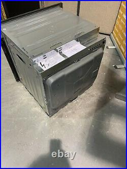 AEG BPS556020M SteamBake Pyrolytic Built in Single Oven-Stainless Steel HW174426