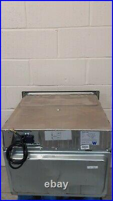 AEG KME761000M Built In Compact Electric Single Oven with Microwave Function
