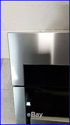 AEG Mastery BPE742320M Built In Electric Single Oven Stainless Steel