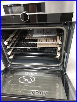 AEG Mastery BPE842720M Built In Electric Single Oven Stainless Steel HW171772