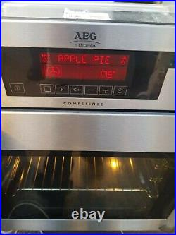 AEG Multifunction Single Electric Oven Built In 60cm