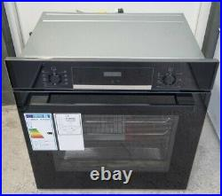 BOSCH Serie 4 HBS534BB0B Built-In Single Oven, RRP £399