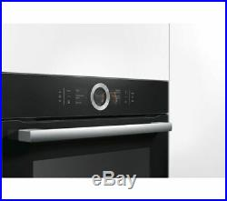 BOSCH Serie 8 HBG6764B6B Integrated Built In Single Oven, RRP £949