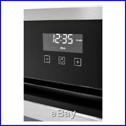 BRAND NEW Belling BIPRO60FGS 60cm Built In Fan GAS Single Oven/Electric Grill