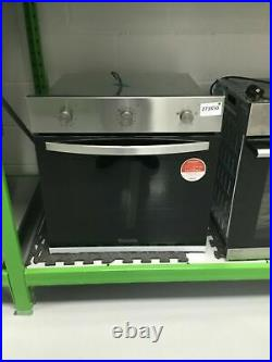 Baumatic BOFMU604X Built In Electric Single Oven Stainless Steel A Rated #271850