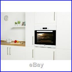 Beko BIF22300W Big Capacity 5 Function Electric Built-in Fan Single Ov BIF22300W