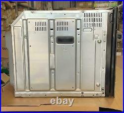 Beko BQW19500DX Black Built-in Electric Single Multifunction Oven Microwave 7292