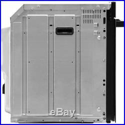 Beko BVM34400BC Split&Cook Built In 59cm A Electric Single Oven Black New