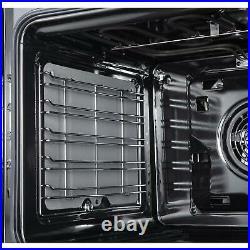 Belling BI602FPCTBLK Built In Electric Single Oven in Black 3 Year Warranty