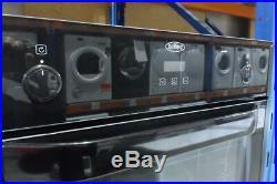 Belling BI60EFR Integrated Built-In Single Oven Fan Assisted Black Trim NEW PWI
