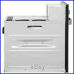 Belling BI60FP Built In 60cm Electric Single Oven Black New
