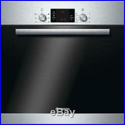Bosch Built in Integrated HBA23B152B Stainless Steel Electric Single Oven