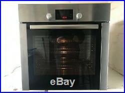 Bosch HBA13B251B Avantixx Electric Built In Single Oven in Stainless steel