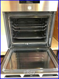Bosch HBA64B251B Multifunction Pyrolytic Cleaning Electric Built-in Single Oven