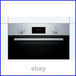 Bosch HBF113BR0B Built In Electric Single Oven Stainless Steel A Rated