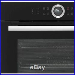 Bosch HBG634BB1B Serie 8 Built In 60cm Electric Single Oven Black New