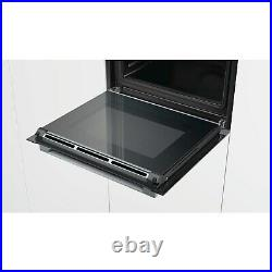 Bosch HBG634BS1B Serie 8 Multifunction Electric Built-in Single Oven in Stainles