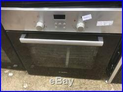 Bosch HBN231E0B Built-In Multifunction Single Oven
