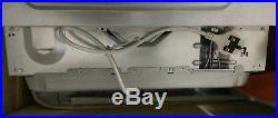 Bosch HBN331E1B brushed steel Electric single built in oven fan grill (RRP £349)