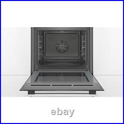 Bosch HBS534BB0B Serie 4 Multifunction Electric Built-in Single Oven HBS534BB0B