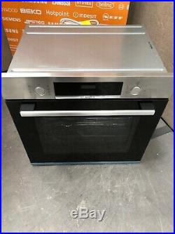 Bosch HBS534BS0B Serie 4 Built In 59cm Electric Single Oven S/Steel HW172353