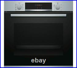 Bosch HBS573BS0B Pyrolytic Built In Single Electric Oven AP1446