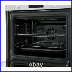 Bosch HHF113BR0B Built In Electric Single Oven Stainless Steel 2 Year Warranty