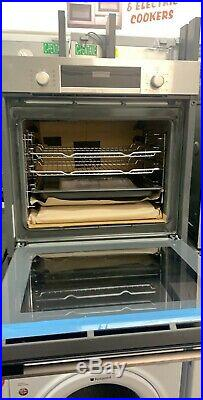Bosch Serie 4 HBS534BS0B Built In Electric Single Oven Stainless Steel