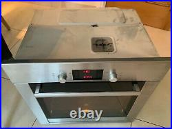 Bosch Serie 4 HBS534BS0B Built In Electric Single Oven Stainless Steel A Rated