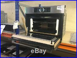 Bosch Serie 8 A Rated CMG633BS1B Built In Electric Single Oven Steel #204897