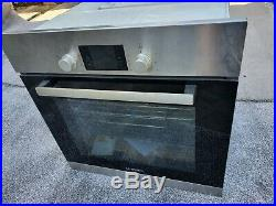 Bosch single electric oven built-in