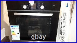 Bosch unused built in single oven HBA23B152B