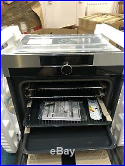 Brand New AEG BPE842720M Mastery Built in Electric Single Oven Stainless Steel