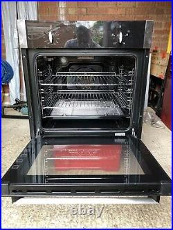 Built in electric single fan oven