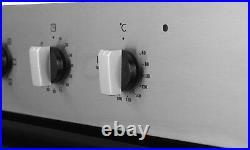 Bush BIBFOSAX Built In Single Electric Oven Silver