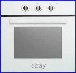 Bush BIBFOWAX Built In Single Electric Oven White
