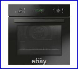 CANDY FCTK626N Built-in Electric Single Oven A 70L Multifunction Black Currys